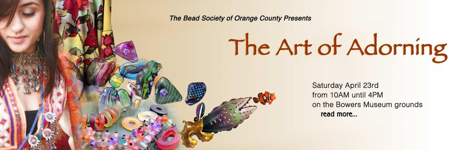 Bead Society Art of Adorning 2016