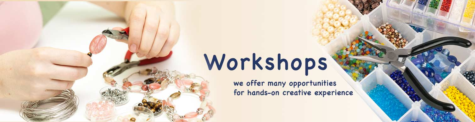 Bead Society of Orange County Workshops