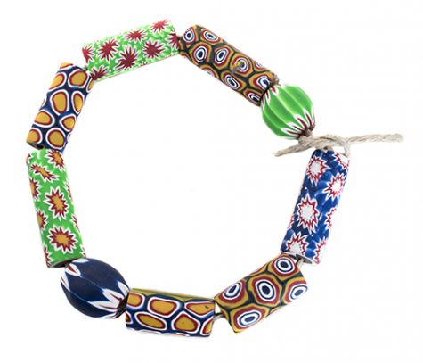 January workshop African Trade Beads